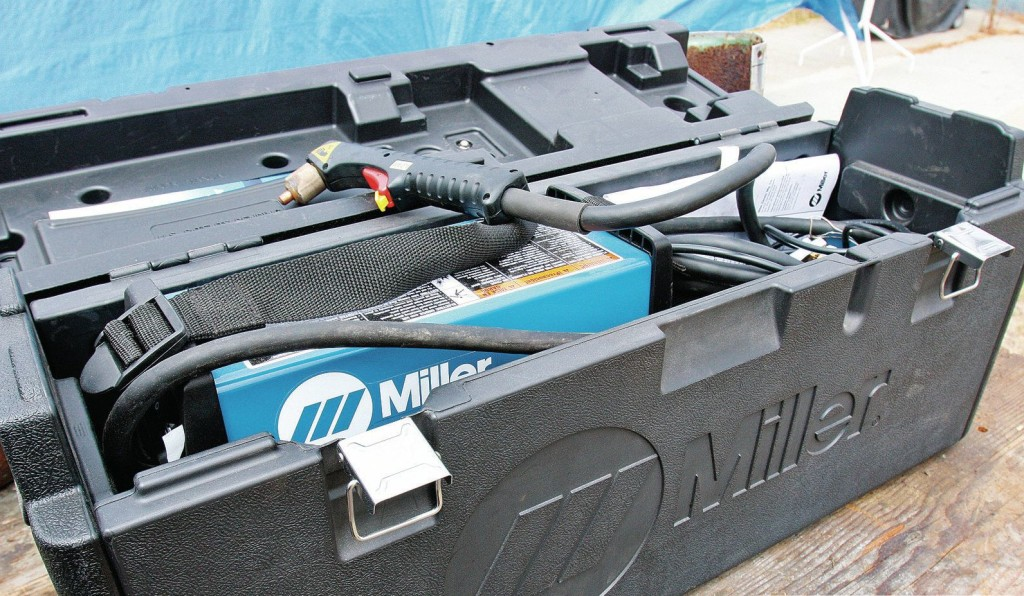 miller 375 in the case