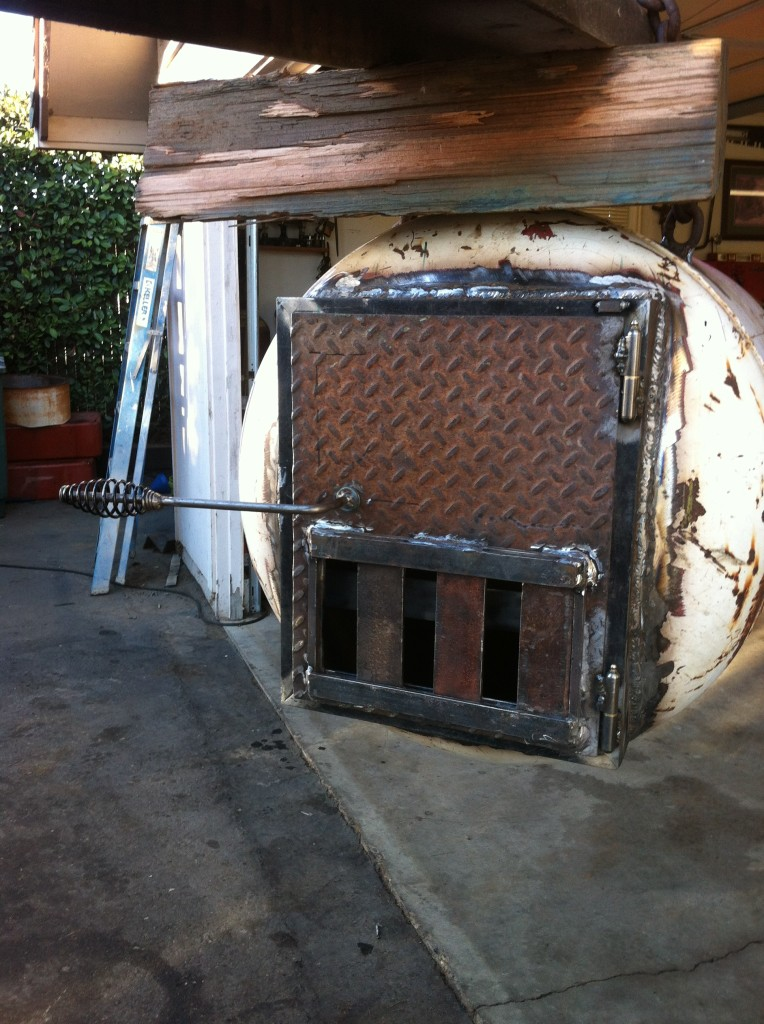 Building A 175 Gallon Bbq Smoker With My Plasma Cutter And