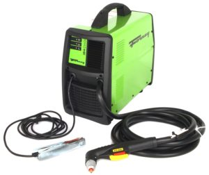 Forney 317 plasma cutter requires no air compressor