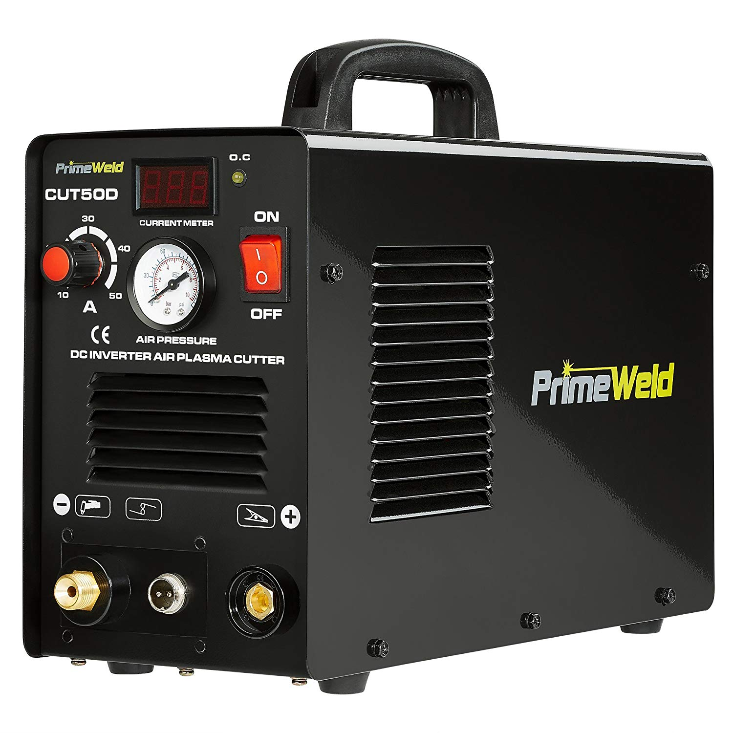Primeweld 50 Amp Plasma Cutter Review - Fantastic Machine Around $300