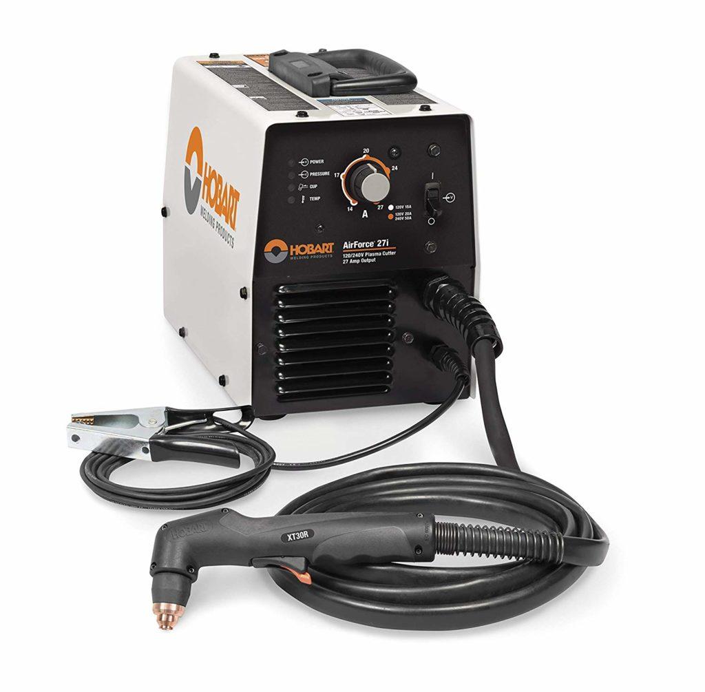 Hobart 27i Dual Voltage Plasma Cutter